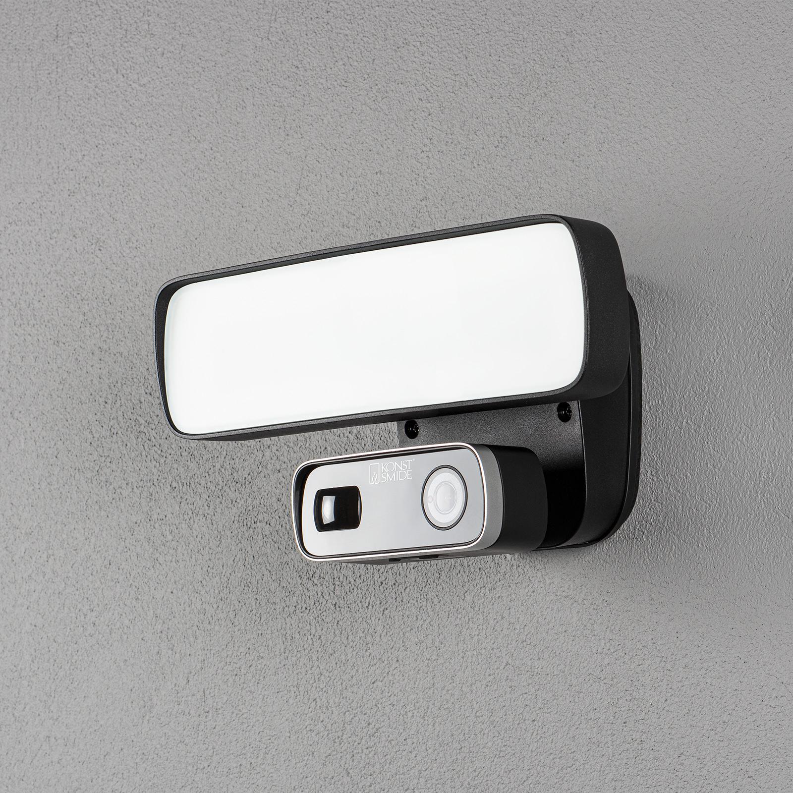 LED-kameralampe Smartlight 7868-750 WiFi 1200lm