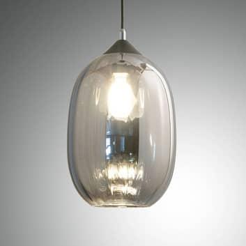 Hengelampe Infinity av glass, 1 lyskilde