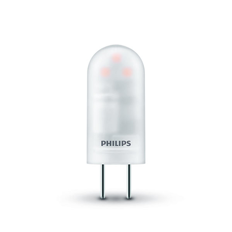 Philips GY6.35 lampadina LED bispina 1,8W 2.700K