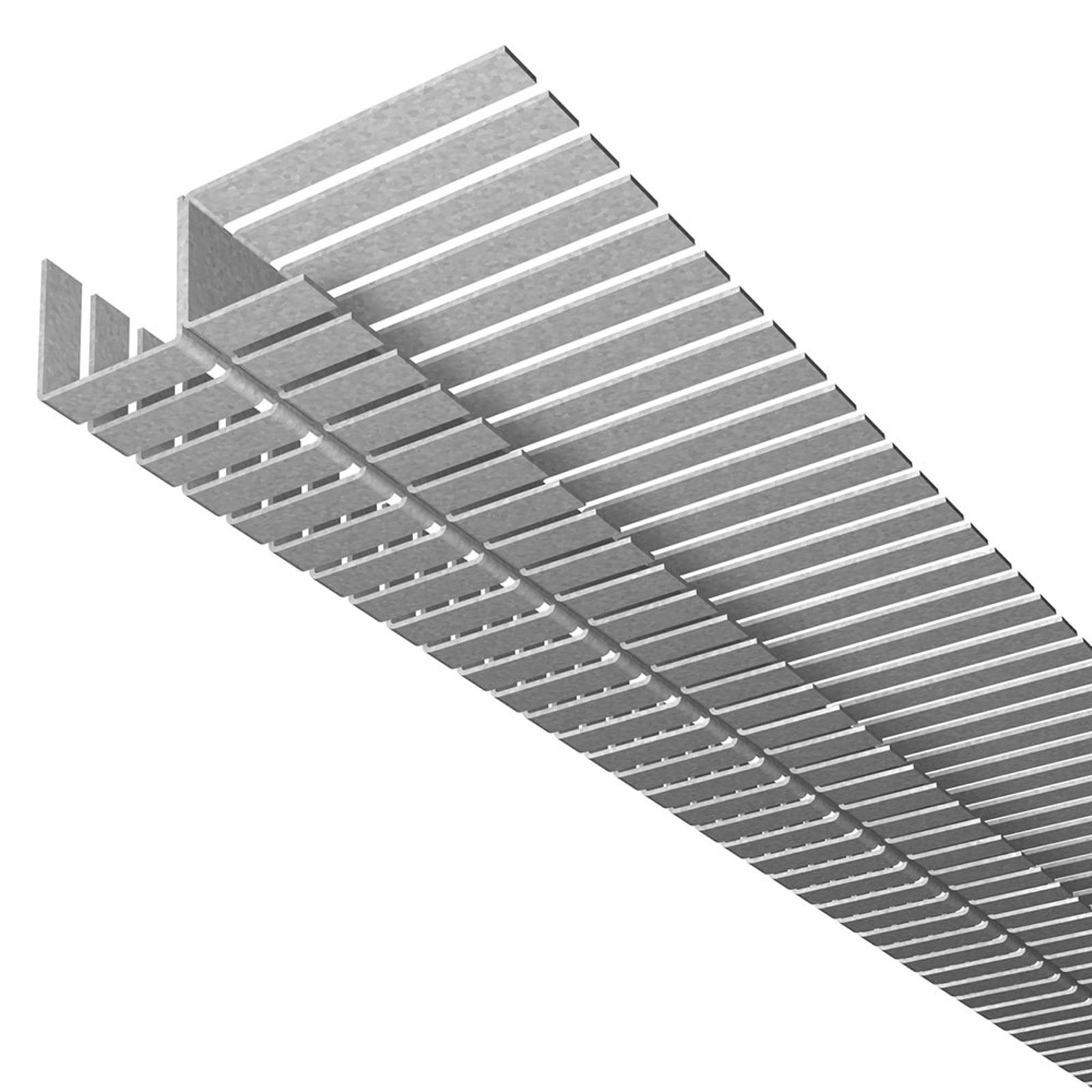 DSL Flex tørrbyggprofil for underkonstruksjon