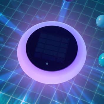 LED-Solarleuchte 33666 mit Farbwechsel, schwimmend