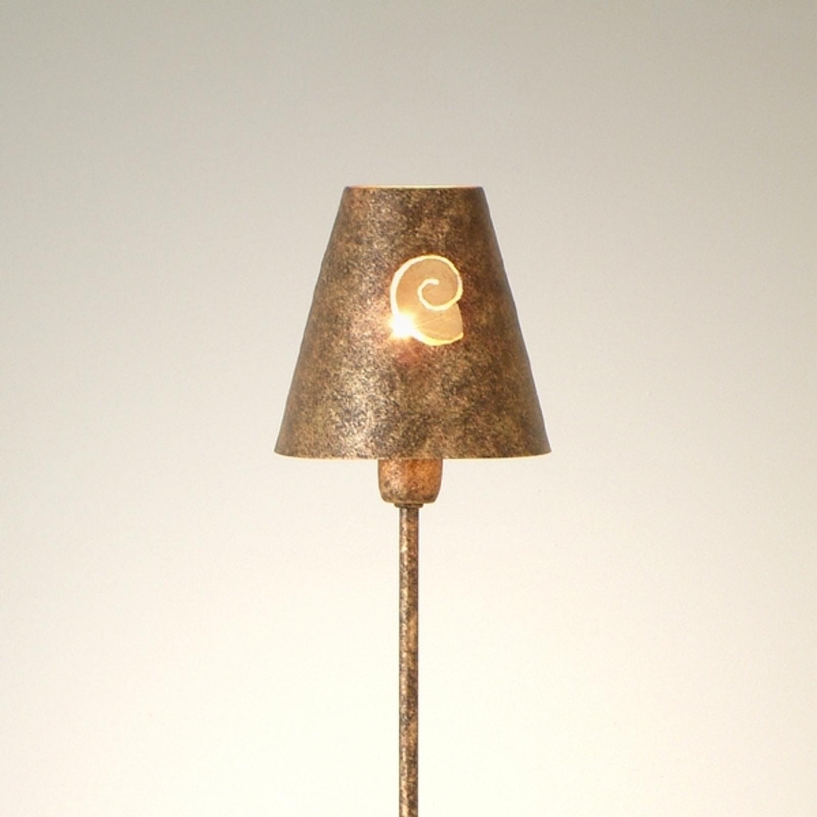 Produktové foto J. Holländer Stolní lampa Esempio, výška 70cm