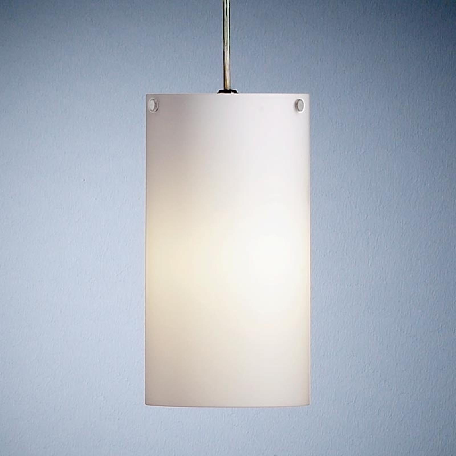 Cylindyczna lampa wisząca Waltera Schnepla