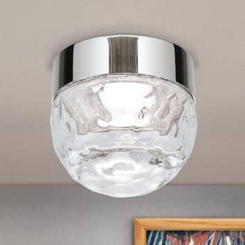 LED-kattovalaisin Ball yksilamppuinen, pyöreä