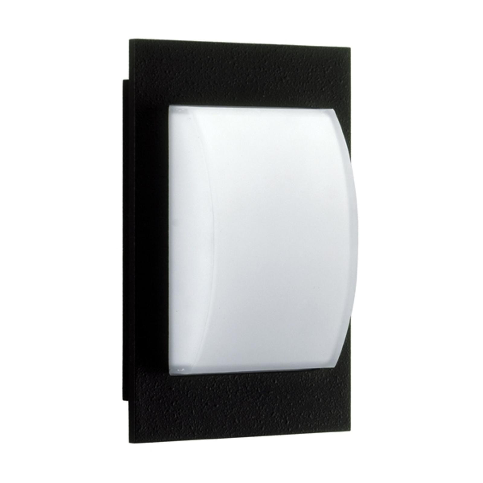 Zewnętrzna lampa ścienna lub sufitowa 343 E27 S