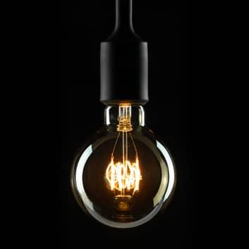 E14 4W 922 LED-Globe G95 horisontella Curved Line