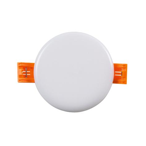 LED-Panel Infinity rahmenlos dimmbar rund