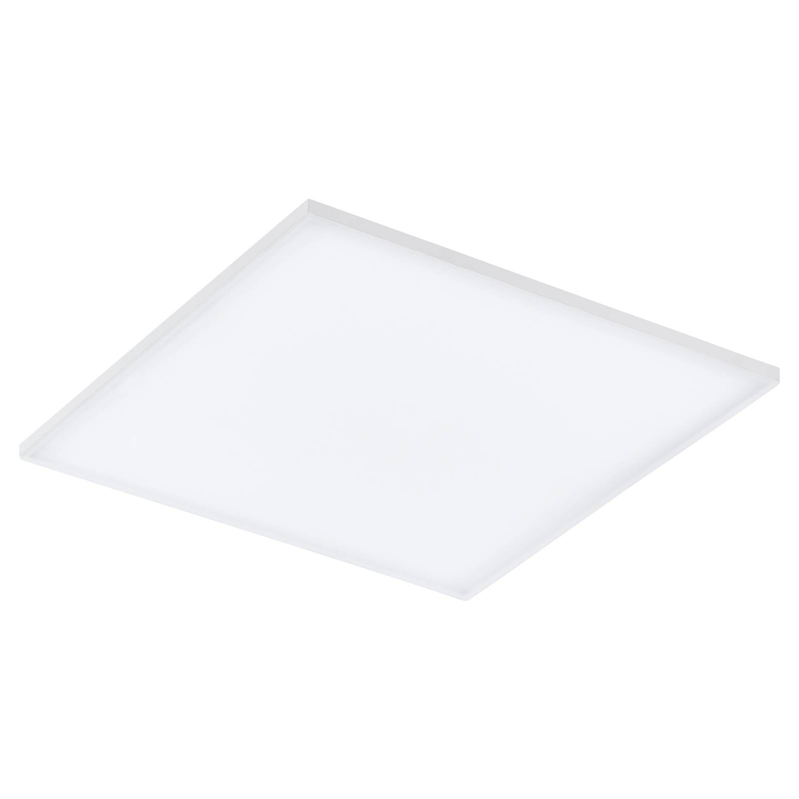 LED plafondlamp Turcona, 59,5 x 59,5 cm