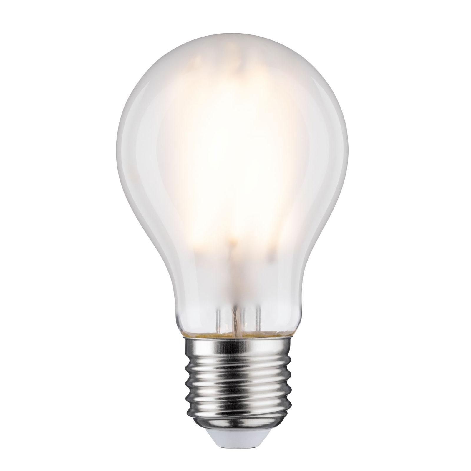 LED-Lampe E27 9W Filament 2.700K matt