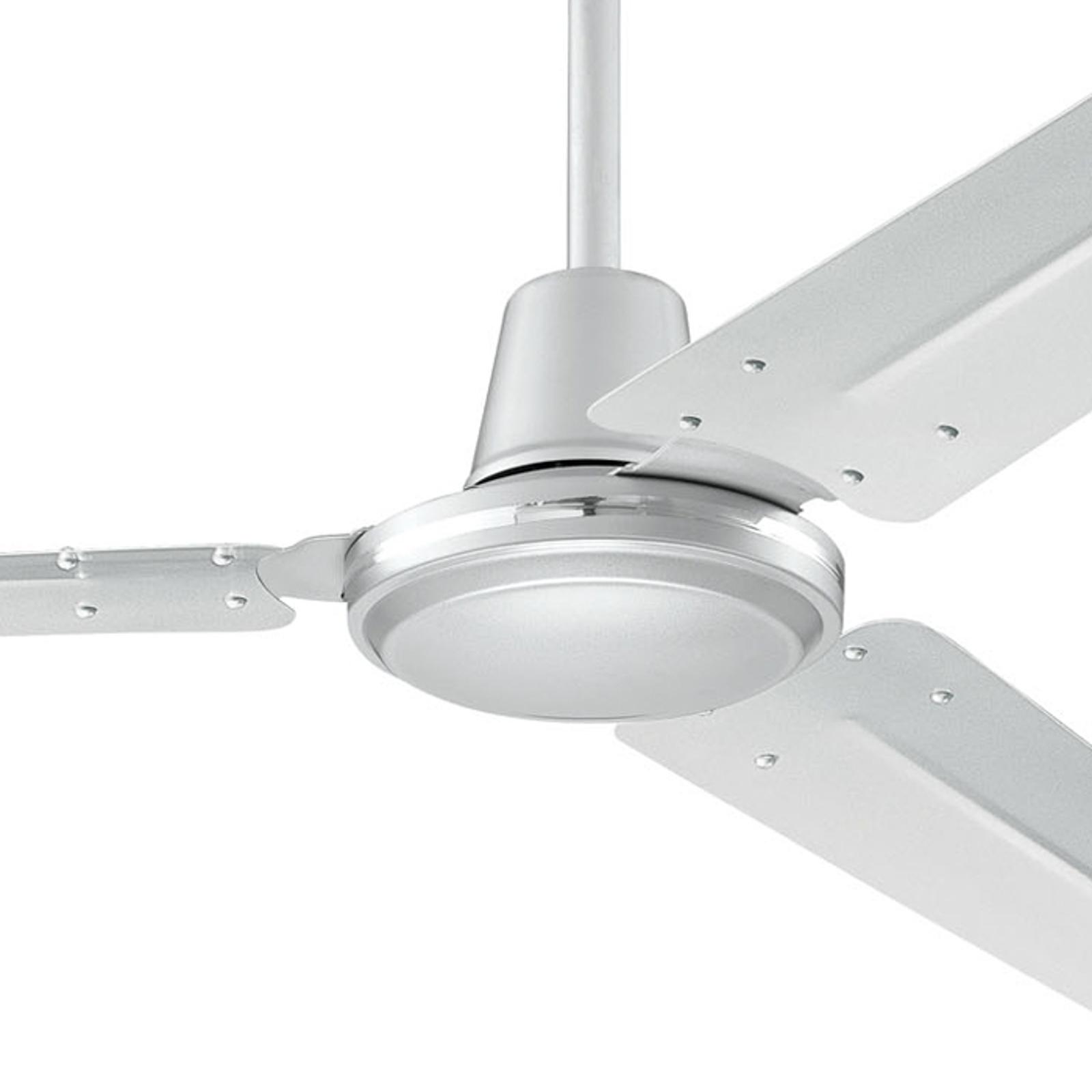 Westinghouse Industrial Silber Ventilator 4-stufig
