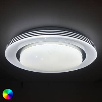 Lindby Mizuni LED-loftlampe, RGBW, CCT