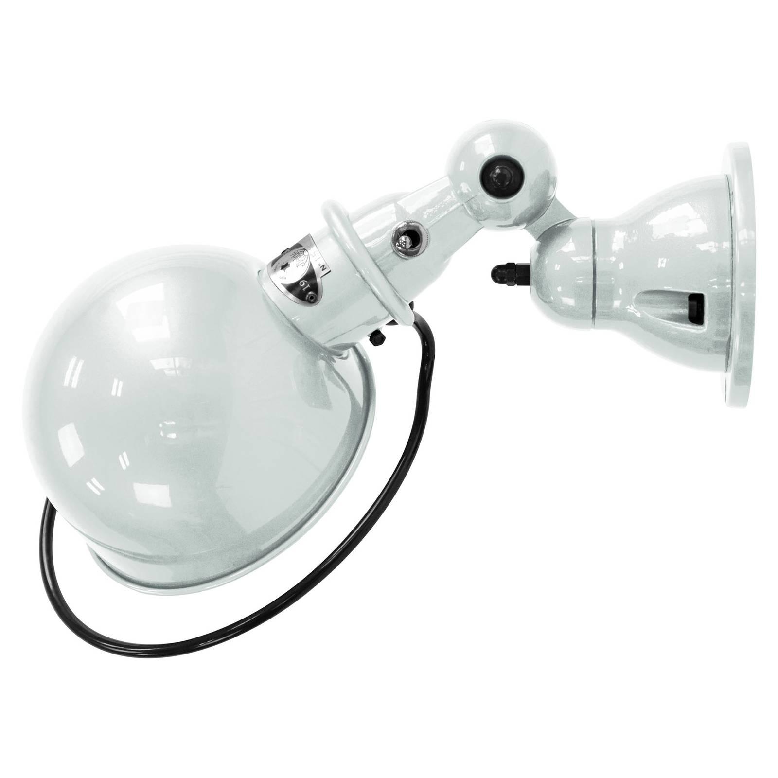 Jieldé Loft D1000 wandlamp industrieel wit