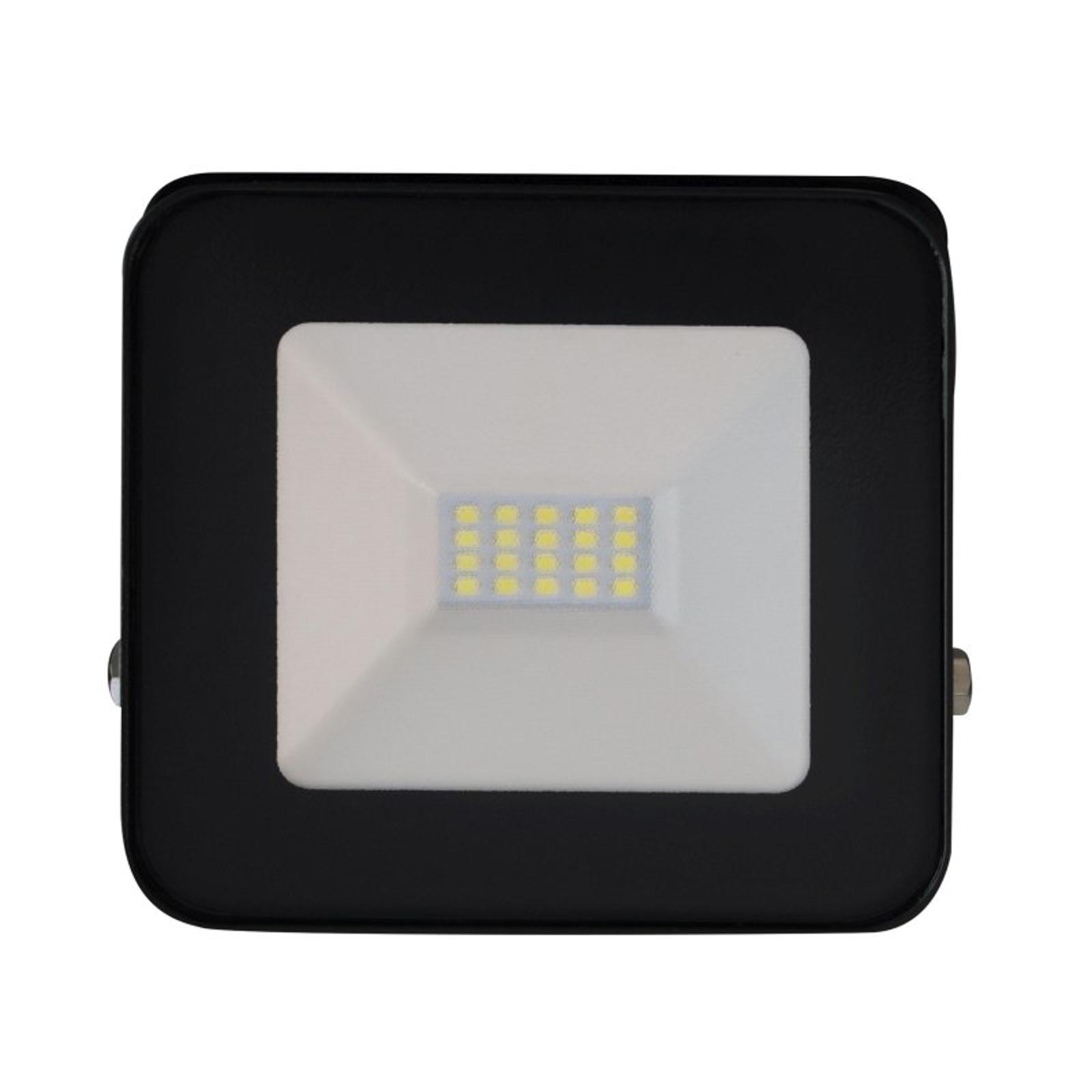 Proiettore LED da esterni John in nero, 30W