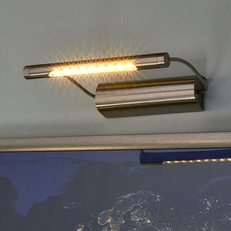 LED schilderij verlichting Tommy op batterijen