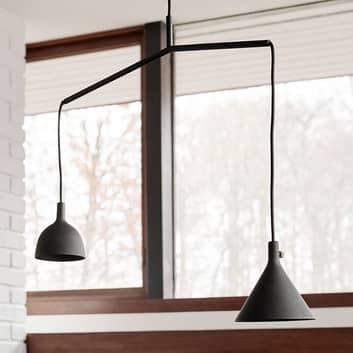 Menu Cast LED hanglamp 2-lamps Shape 4