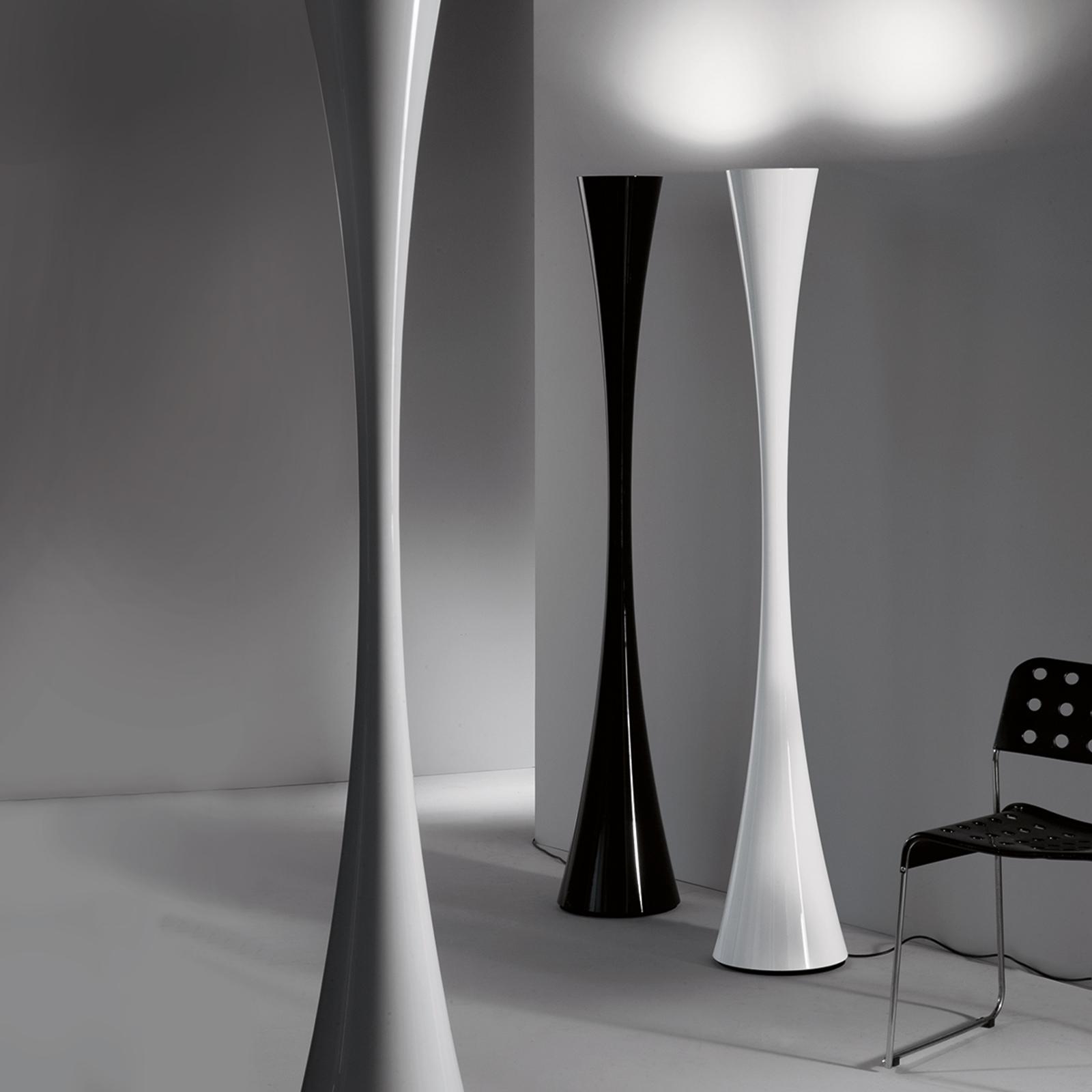 Martinelli Luce Bionica LED-golvlampa 180 cm svart