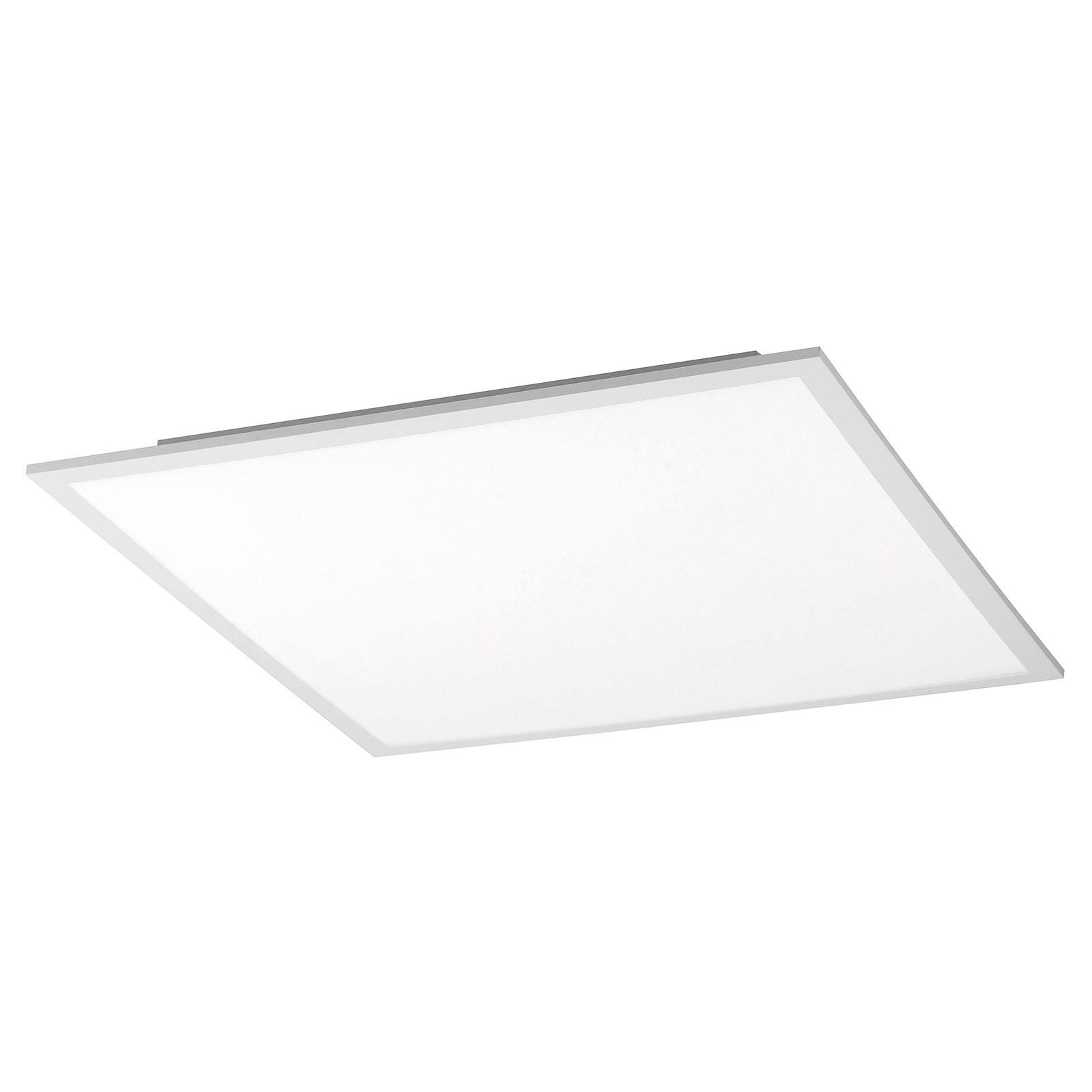 Plafonnier LED LOLAsmart Flat, 45 x 45cm