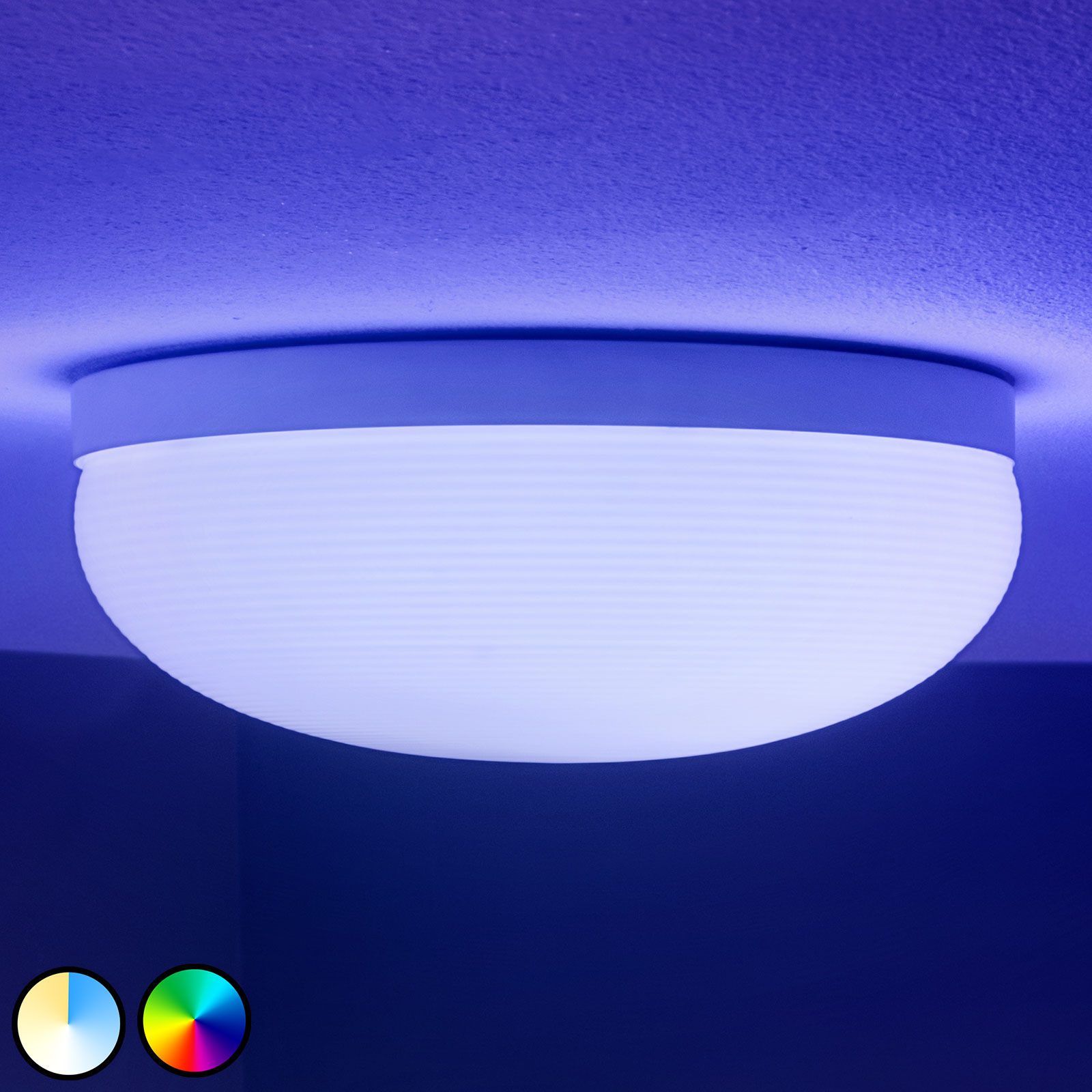 Philips Hue Flourish LED plafondlamp, RGBW