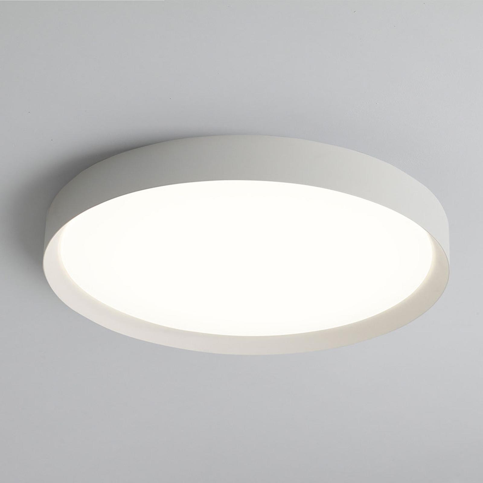 Plafonnier LED Minsk DALI Ø 60cm Casambi blanc