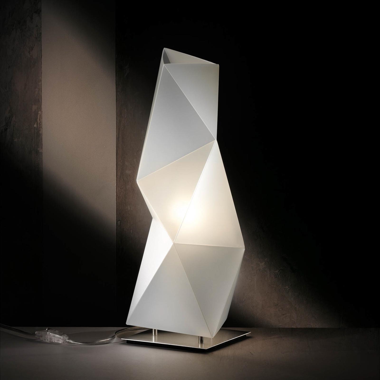 Slamp Diamond - designová stolní lampa, 45 cm