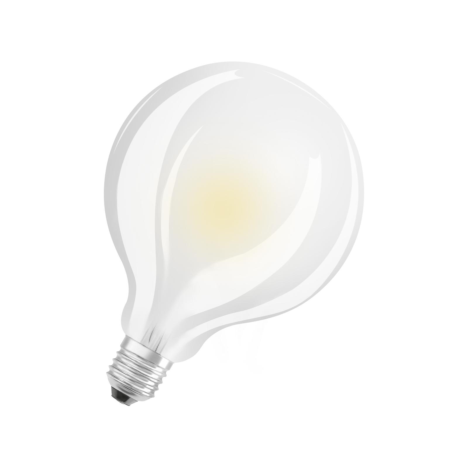 OSRAM LED-Globelampe E27 G95 11W 4.000K matt