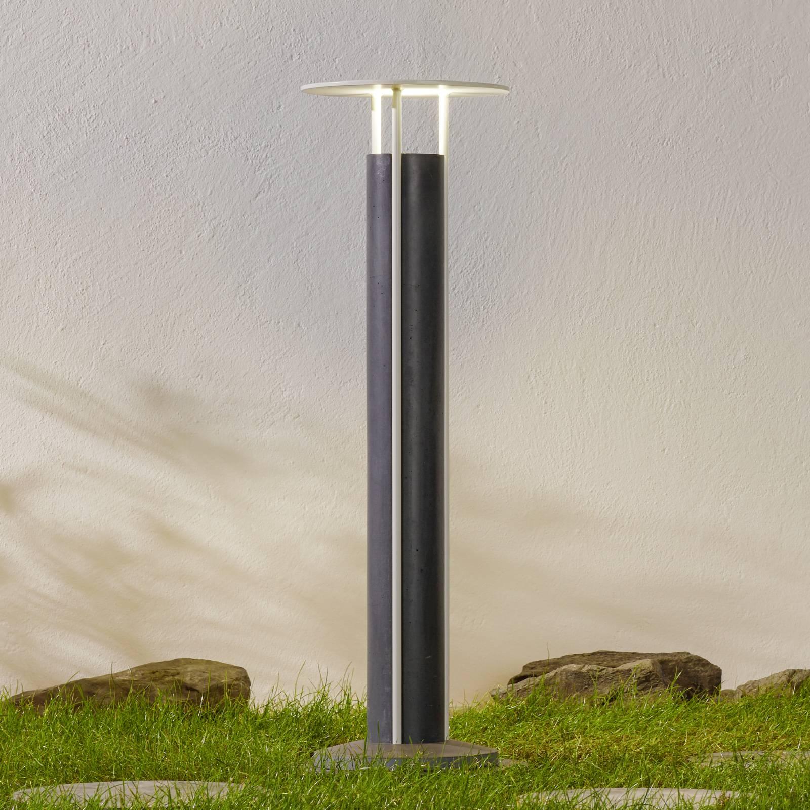 Bilde av Gatelampe Ercole - Designstudio Formidable Svart