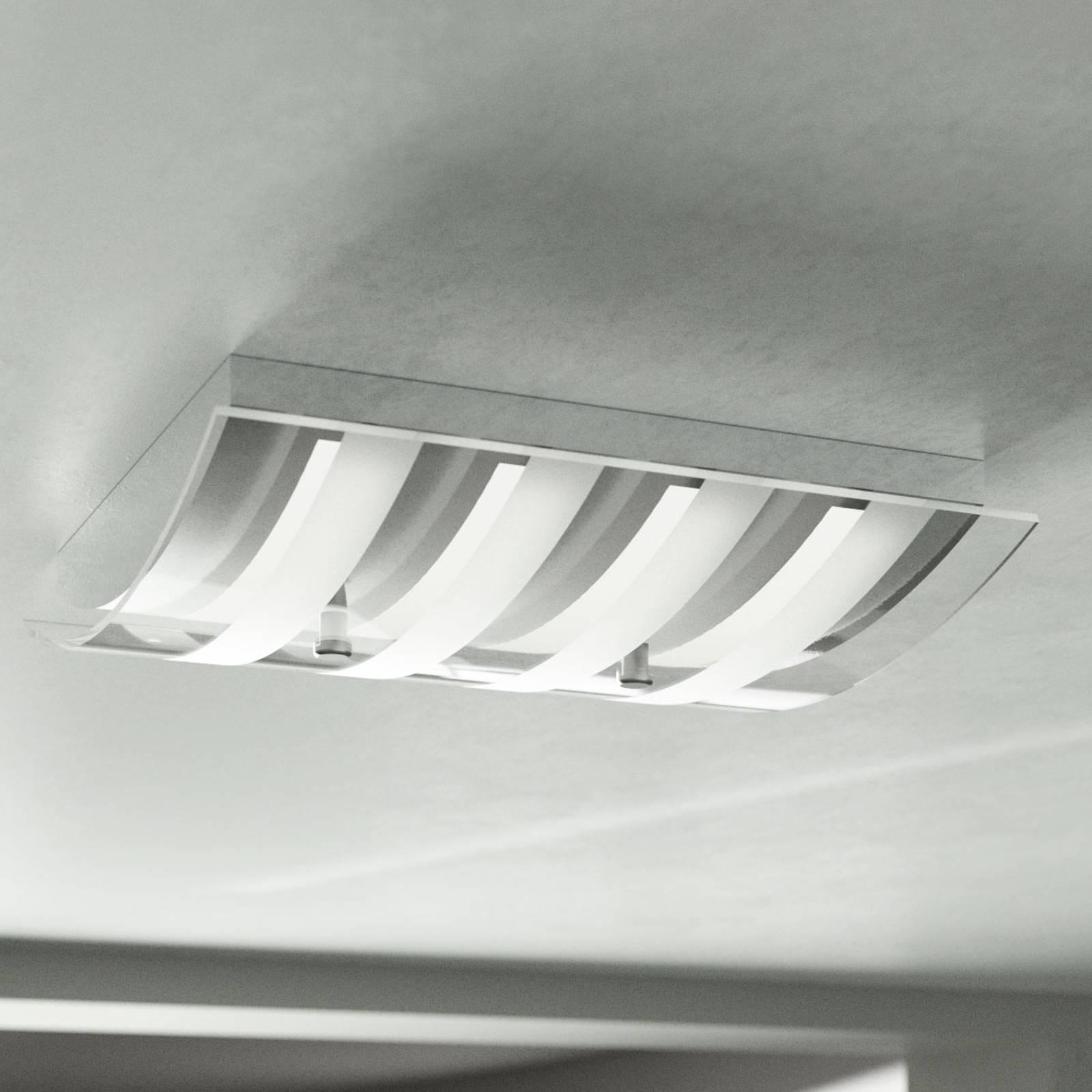 GROSSMANN Vita LED-Deckenleuchte, chrom