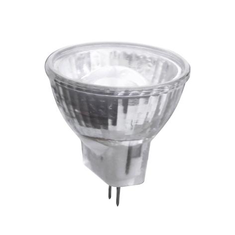 Lampe LED réflecteur GU4 MR11 2W avec lentille