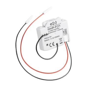 Homematic IP kontaktní rozhraní pod omítku 1x