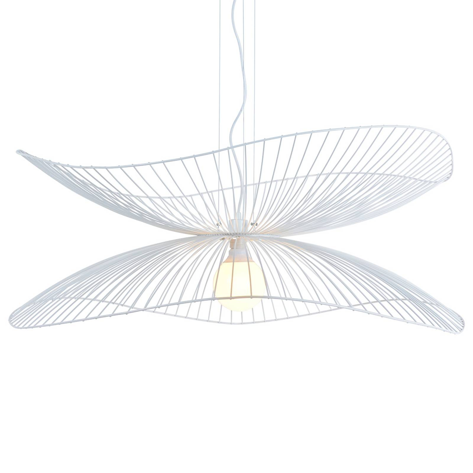 Forestier Libellule L hanglamp, 100 cm, wit