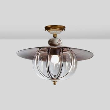 Ruční práce stropní světlo Lampara venkovský styl