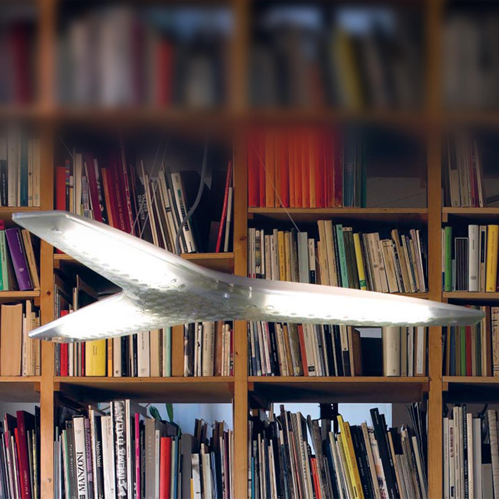 Suspension de designer à trois lampes Aircon