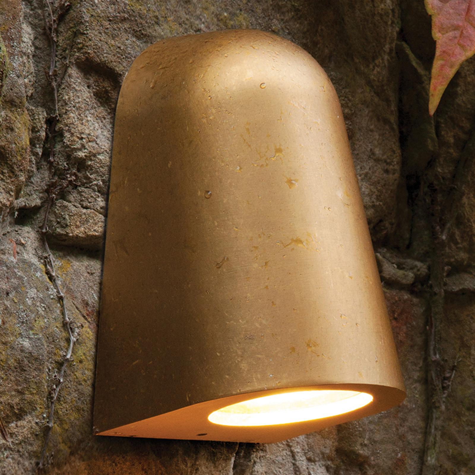 Astro Mast Light Coastal nástěnné světlo, mosaz