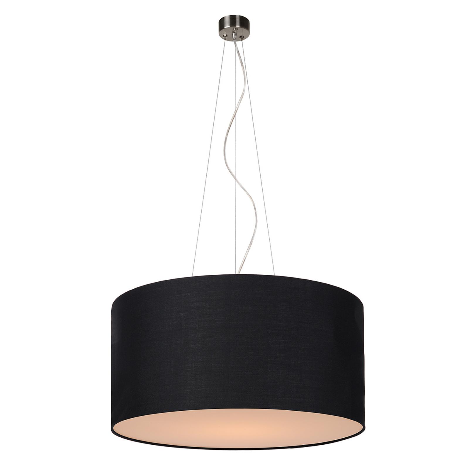Uniwersalna lampa wisząca Coral czarna 60 cm