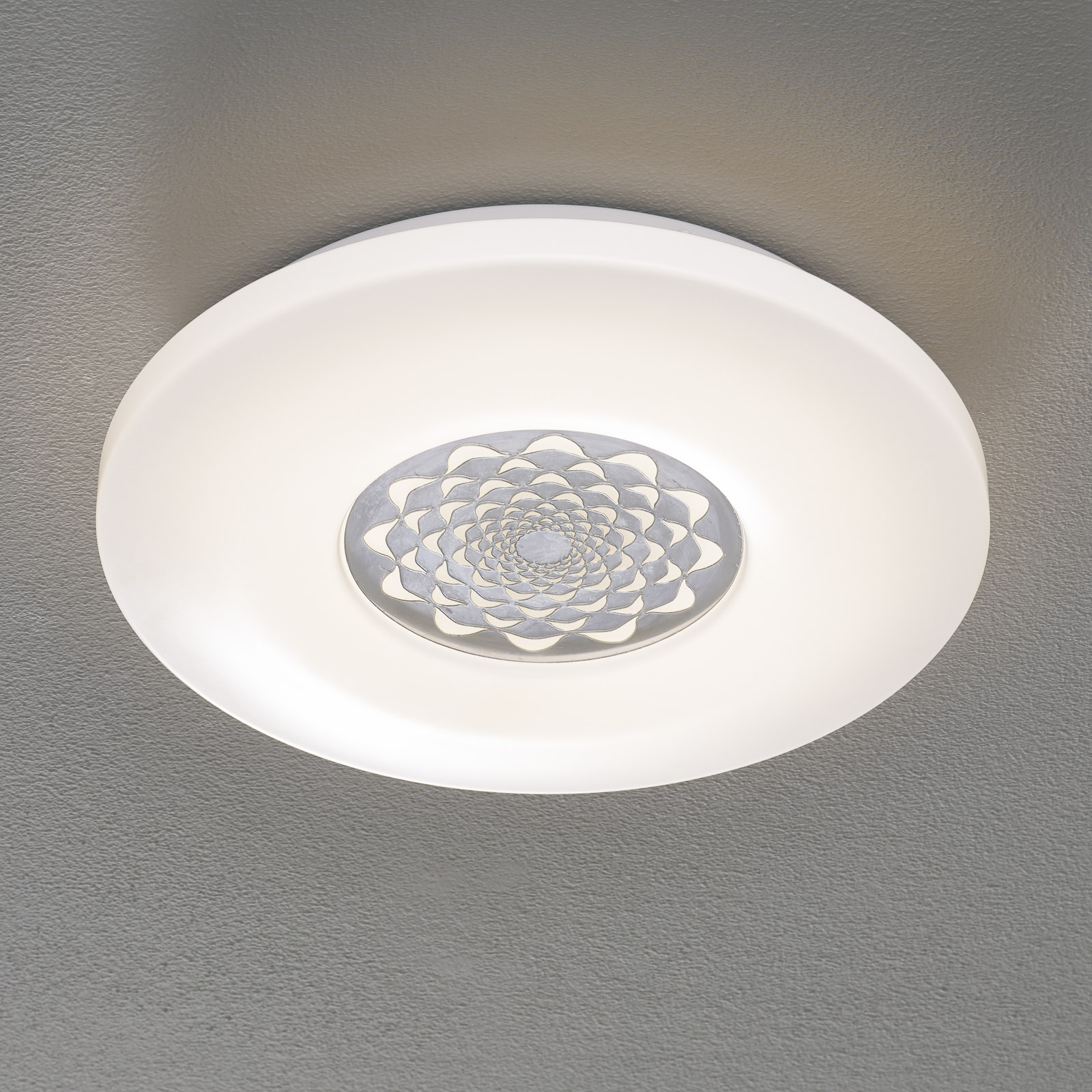 EGLO connect Capasso-C LED-Deckenleuchte mit Motiv