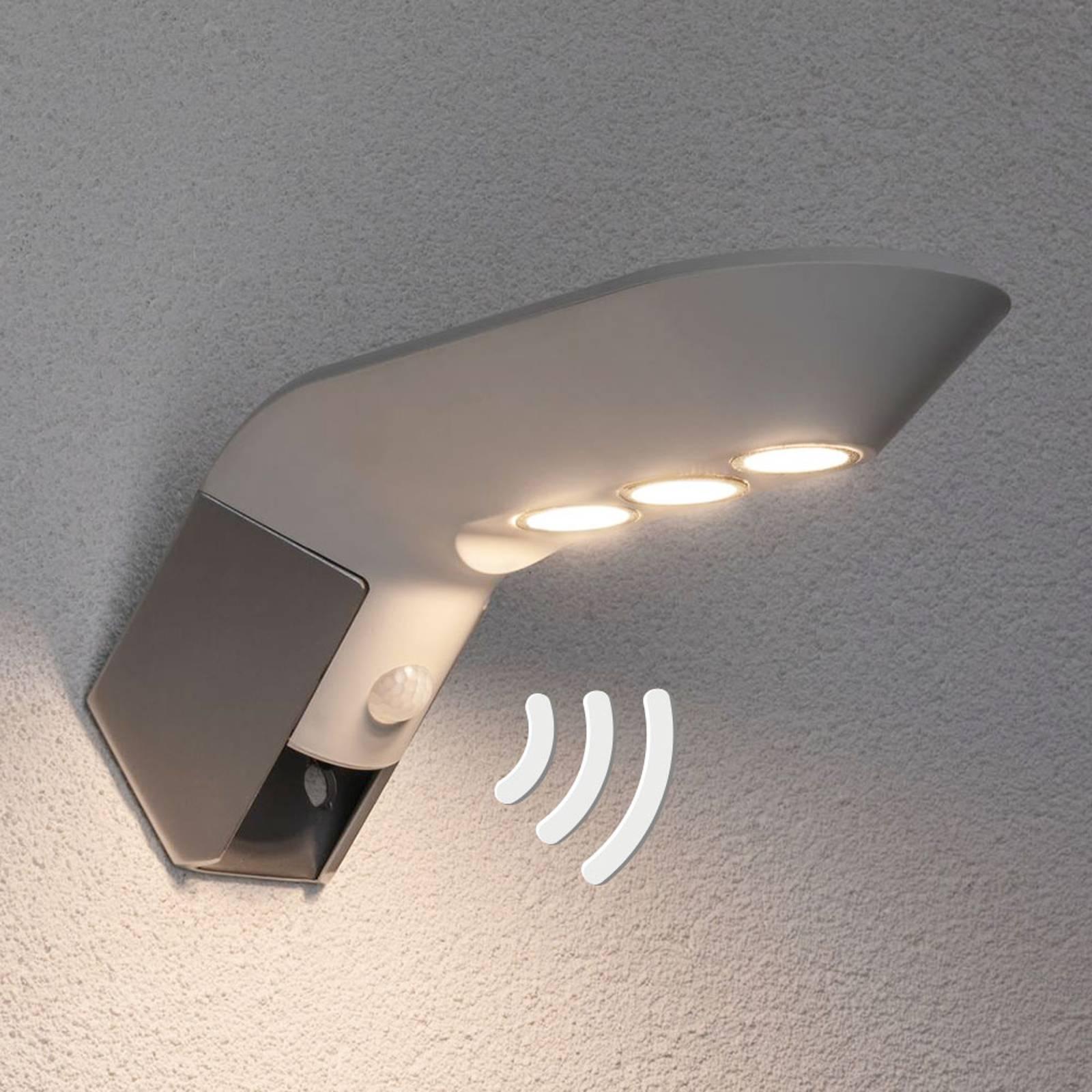 Paulmann lampa solarna LED Soley biała