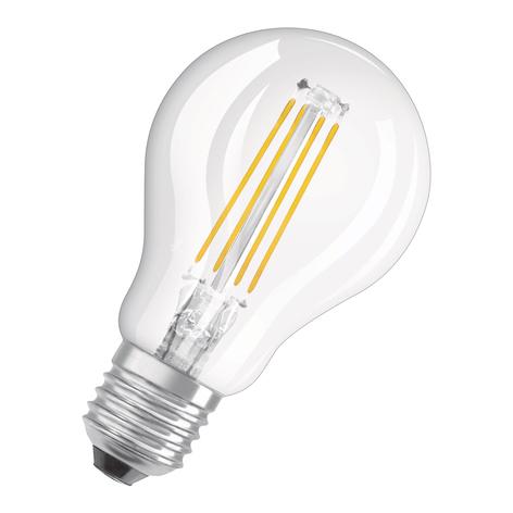 OSRAM LED-Lampe E27 4W Classic P 4.000K klar