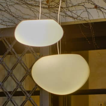 Newgarden Petra 40 hængelampe i oval form