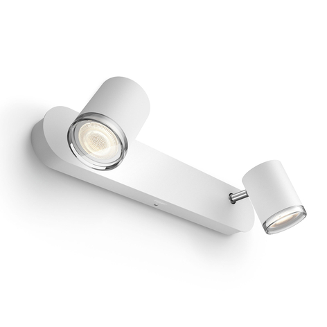 Philips Hue White Ambiance Adore LED-Spot 2-flg.