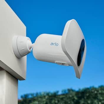Arlo Pro 3 Flutlichtkamera mit 2K-HDR-Bildqualität