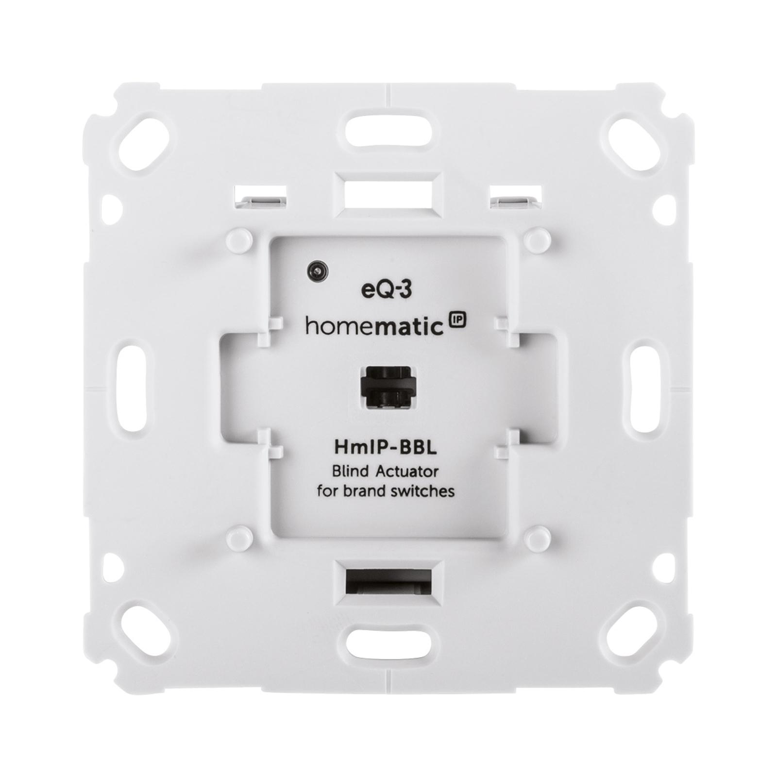Homematic IP Jalousieadenaktor für Markenschalter