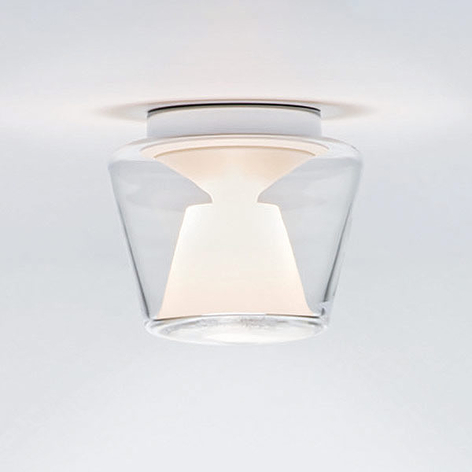 serien.lighting Annex - LED plafondlamp, opaal