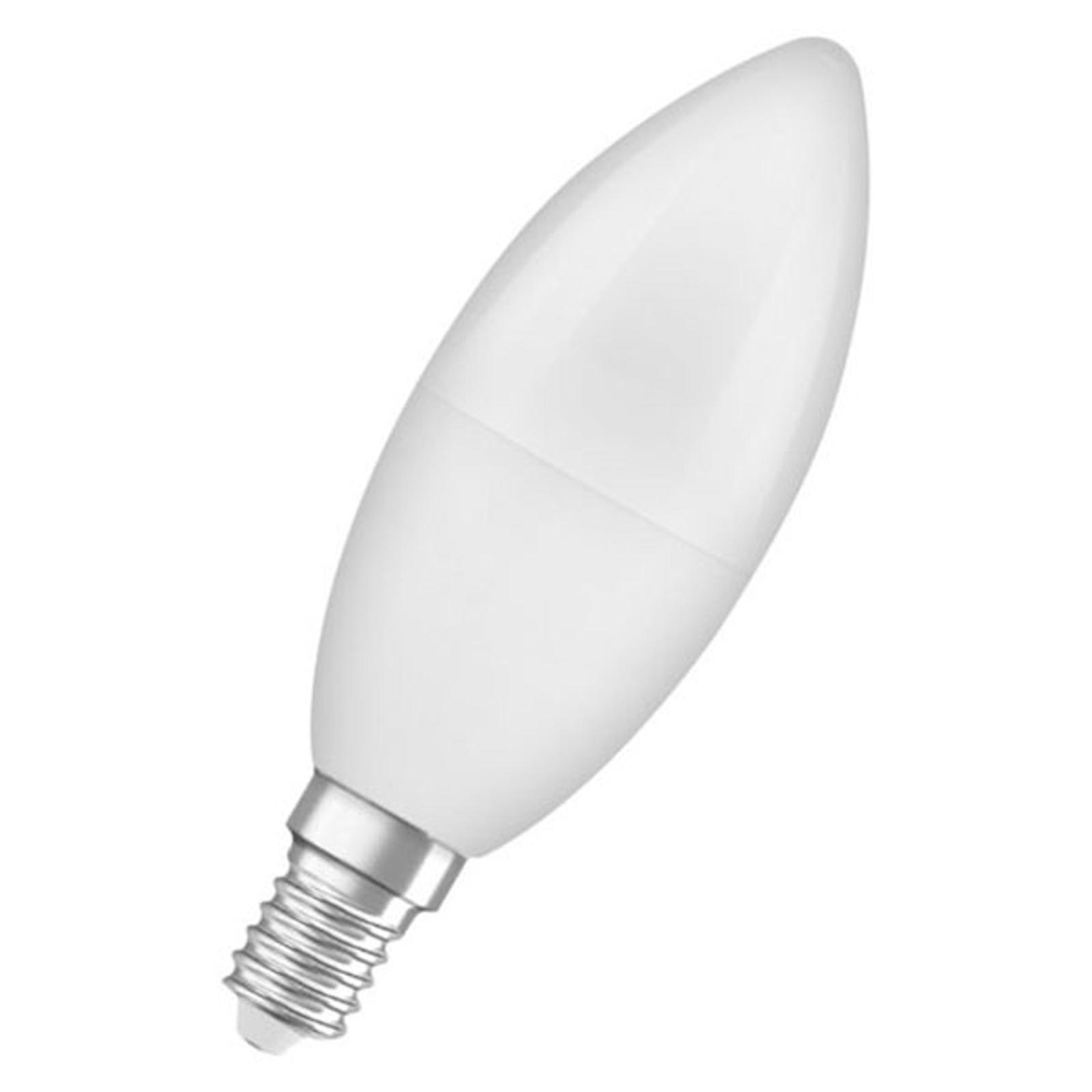 OSRAM Classic B LED-Lampe E14 7,5W 2.700K matt