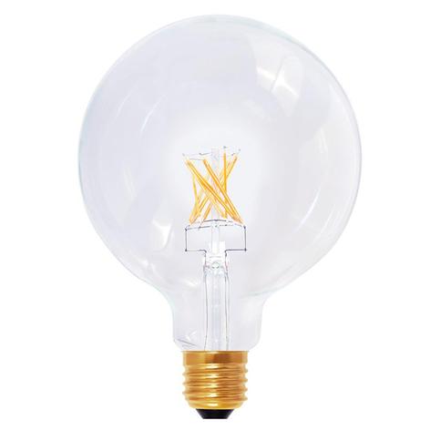 Ampoule globe LED E27 8W 922 G125 à filament