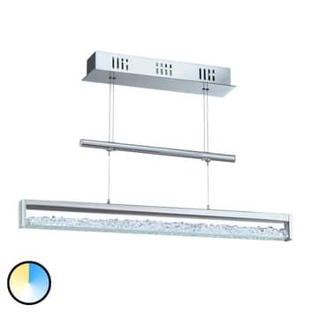 Dimmer integrert - LED-hengelampe Cardito 1 70