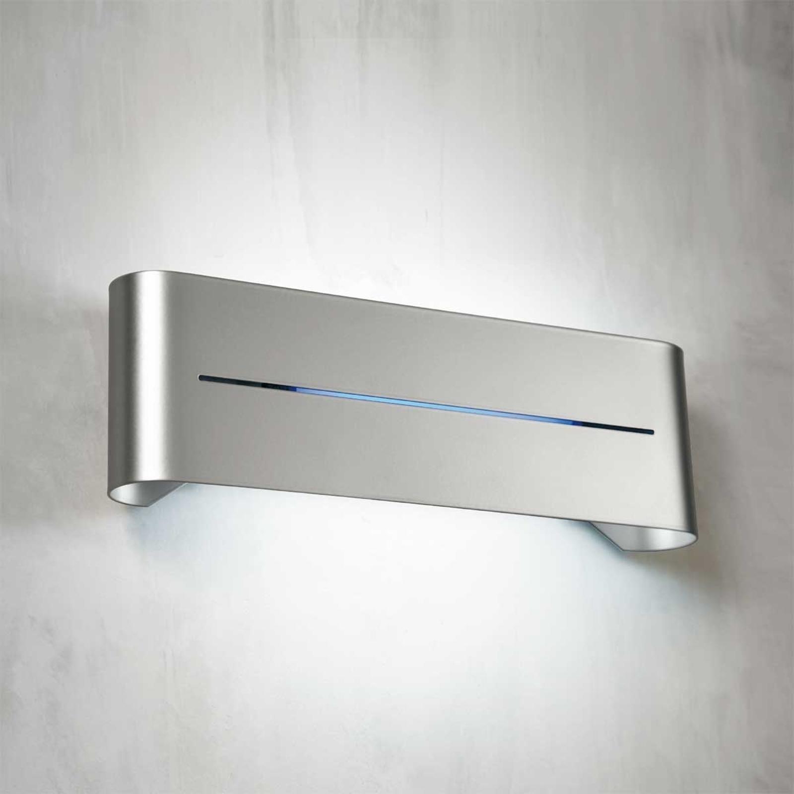 Futuristische wandlamp Limbo, E27, 38 cm