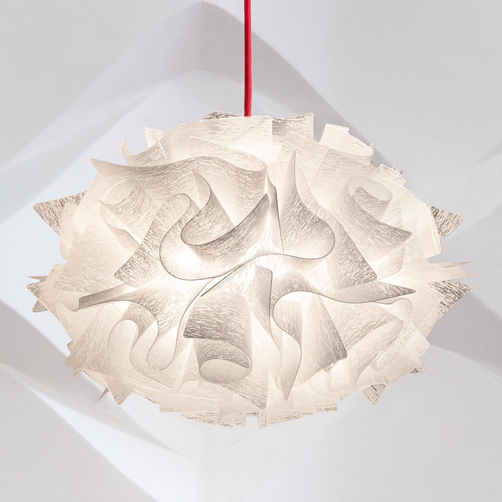 Slamp Veli Mini Single Couture lampa wisząca