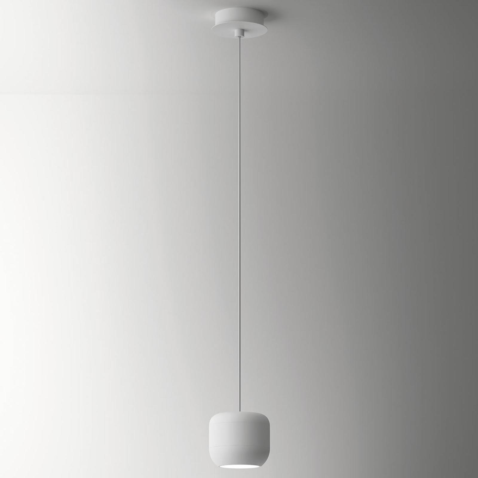 Axolight Urban suspension LED 16cm blanc