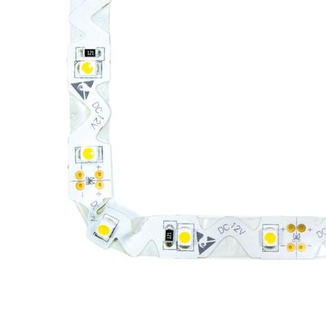 LED-Flexstreifen mit warmweißer Lichtfarbe