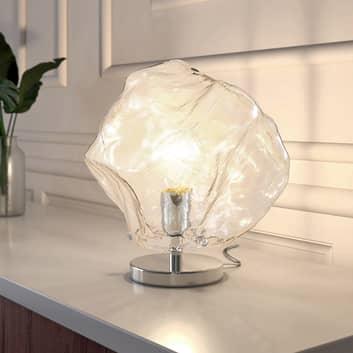 Lucande Valina stolní lampa ze skla